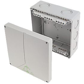 IP65 Adaptable Box 180 x 180 x 91mm
