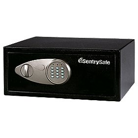 Sentry 22Ltr Electronic Laptop Safe 430 x 370 x 180mm