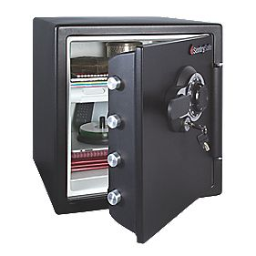 Sentry 33.6Ltr Dual Combination Water-Resistant Fire Safe 415 x 491 x 453mm