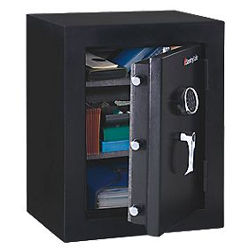 Sentry 95.9Ltr Executive Water-Resistant Fire Safe 551 x 49 x 705mm