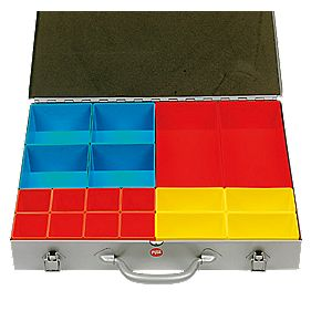 Spare Compartments 54 x 54 x 63mm