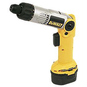 DeWalt DW920KB 7.2V Screwdriver / Drill