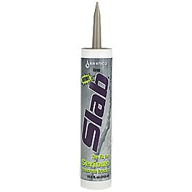 SLAB Sealant & Adhesive Grey 310ml