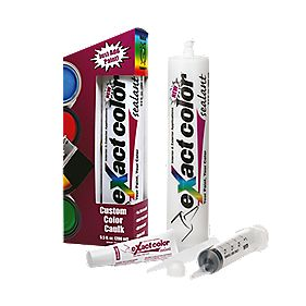 eXact Color Sealant/Caulk Colour Match 310ml