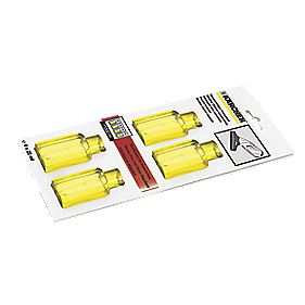 Karcher Glass Cleaning Sachets 4 Pack