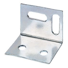 Angle Shrinkages Self-Colour 33 x 25 x 1.2mm Pack of 50