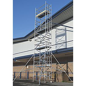 Lyte SF18NW77 Helix Narrow Width Industrial Tower 7.7m