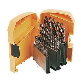 DeWalt Extreme 2 HSS Drill Bit Set 29Pc