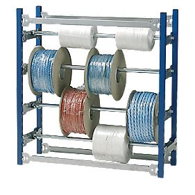 Cable Rack Blue/Silver 942 x 328 x 983mm