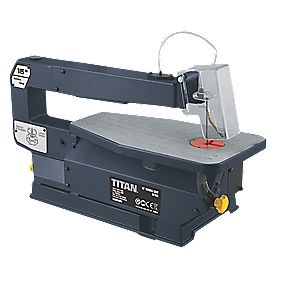 Titan SF16G 406mm Scroll Saw 240V