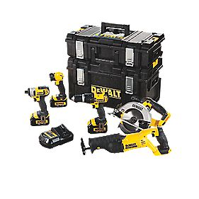 DeWalt XPR DCK591L2-GB 18V XR 5 Piece Kit XR Li-ion