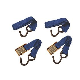 Thorsen Cambuckle Strap Set 1.8m x 25mm 2 Pieces