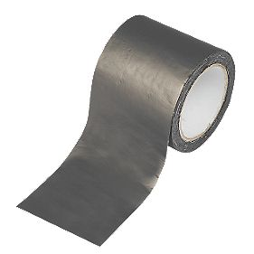 Flashband Bostik Flashband Evo-Stik Flashband & Primer Grey 3.75m x 75mm