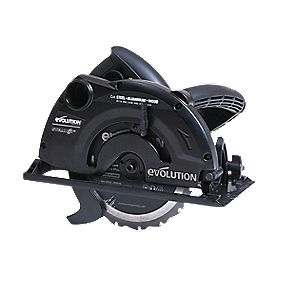 Evolution STEALTH 1B 1200W 185mm Circular Saw 110V