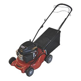 SP170ST 43cm 3.5hp Self-Propelled Rotary Petrol Lawn Mower