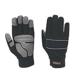 DeWalt Performance Performance Gloves Black/Grey Large