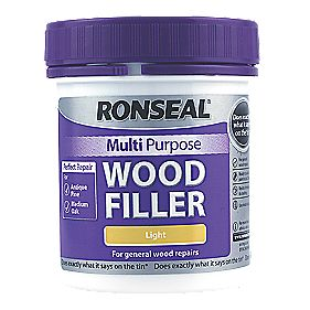 Ronseal Multipurpose Light Woodfiller 250g