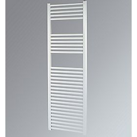 Kudox Flat Towel Radiator White 1500 x 500mm 683W 2330Btu