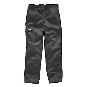 "Dickies Redhawk Super Trousers Black 38"" W 34"" L"