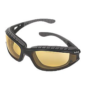 Bolle Tracker II Yellow Lens Safety Specs