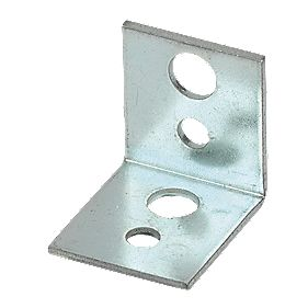 Powerline Ceiling Anchor Brackets 25 x 25mm Pack of 100