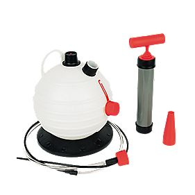 Laser Oil / Fluid Extractor 6Ltr