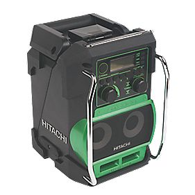 Hitachi UR18DSL Radio / MP3 Player & Mobile Charger - Bare