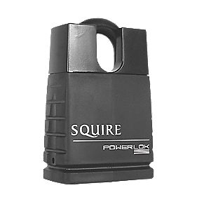 Squire All-Weather Padlock 11mm dia. Shackle