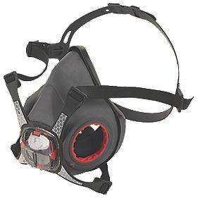 JSP Force 8 Half Mask Without Filters