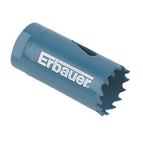 Erbauer Bi-Metal Holesaw 20mm