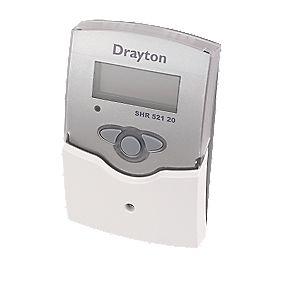 Drayton SHR52120 Solar Thermal Controller