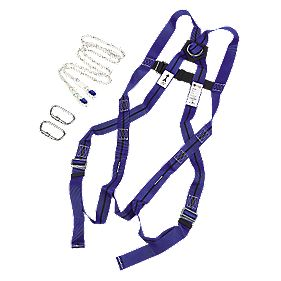 Miller Work Restraint Kit with 2M restraint Lanyard