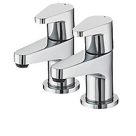 Bristan Quest Bath Taps Pair