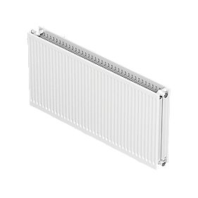 Barlo Round Top Type 22 Double Panel Convector Radiator H: 400 x W: 1200mm