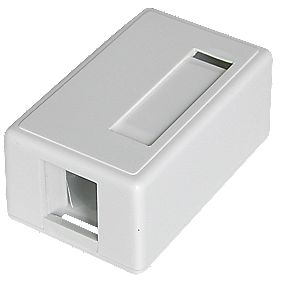 Philex Single Keystone Surface Mount Box