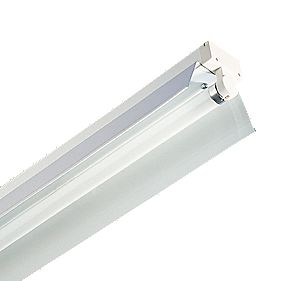 1 or 2 x 70W Wide Trough Reflector Batten Accessory Pack of 2
