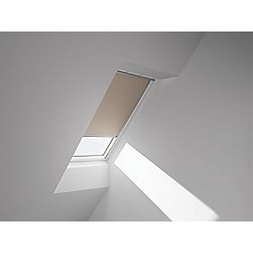Velux Blackout Blind Beige 550 x 980mm