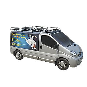 Rhino R557 Roof Rack (Citroen/Fiat/Peugeot) W: 160cm