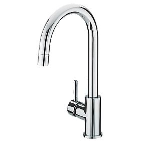 Bristan Prism Sink-Mounted Mono Mixer Kitchen Tap Chrome