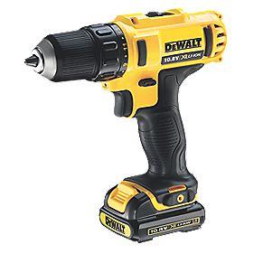 DeWalt DCD710S2 10.8V 1.3Ah Li-Ion Cordless Drill Driver