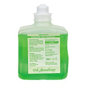 Deb Aromatherapy Energy Foam Handwash 1Ltr