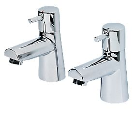 Ideal Standard Cone Bath Tap Pair