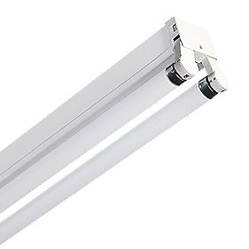 Pop Pack Switch Start Fluorescent Batten 2 x 58W 5ft (1500mm) Pack of 4