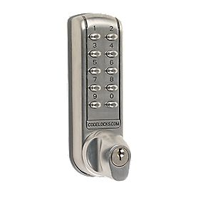Codelock CL2255 Electronic Standard Duty Push Button Lock