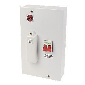 Wylex 80A Switchfuse 100A CF
