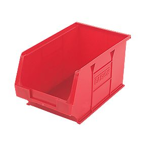 Semi-Open-Fronted Containers Pack of 10