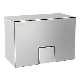 Franke Rodan Touch-Free Hand Dryer Satin Chrome