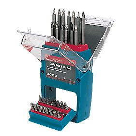 Makita P-57283 Screwdriver Bit Set 30Pcs