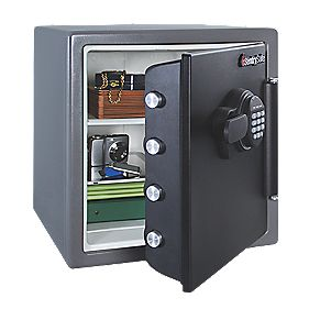 Sentry 34.8Ltr Water Resistant Electronic Fire Safe 415 x 491 x 453mm