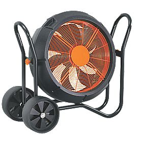 Rhino Air Raid 500 High Velocity Fan 240v